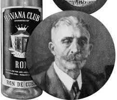 Primera botella de Havana Club