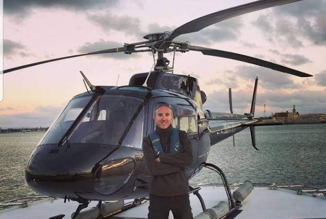 Piloto de helicóptero de Kobe Bryant era armenio