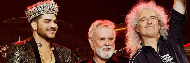 """Queen + Adam Lambert lançam versão de """"We Are The Champions"""" para arrecadar fundos em combate ao novo coronavírus (COVID19)"""