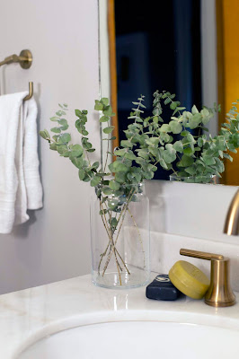 Eliminate Foul Bathroom Odors with Lavender