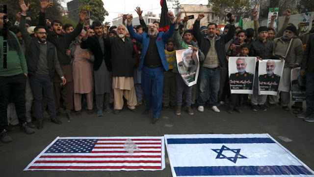 مجلس الأمن القومي الإيراني: أمريكا ستواجه الانتقام القاسي في الوقت والمكان المناسبين