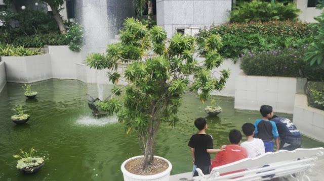 Ini Dia Kolam yang Bakal Direnovasi Dengan Dana Rp.579 Juta