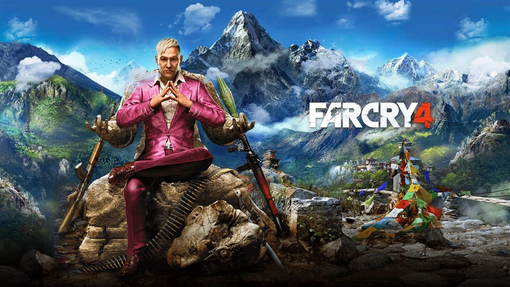 Far Cry 4 Gold Edition Download Poster