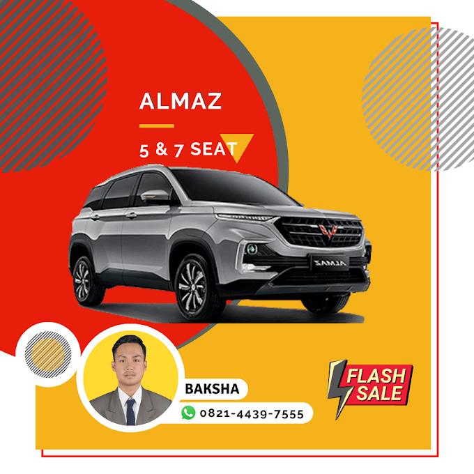 Harga & Promo Almaz Bali