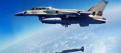 Ισραηλινά F-16 θα «βομβαρδίσουν» το Πεδίο Βολής Κρανέας - Θα σαρώσουν την ευρύτερη περιοχή