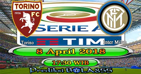 Prediksi Bola855 Torino vs Inter Milan 8 April 2018