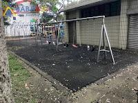 108年度上大國小地景式遊戲場更新暨修繕採購案