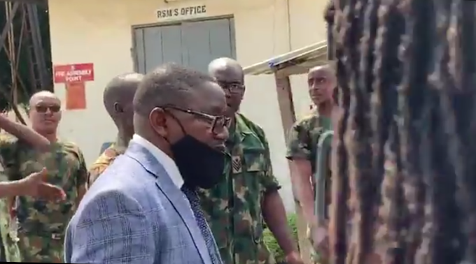 Military Morgue Is Under Renovation - Army Breaks Silence On Why It Didn't Allow Lagos Judicial Panel Into The Premises