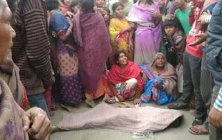 नालंदा में स्कार्पियो ने मारी टक्कर, एक छात्र की मौत