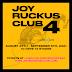 LIVEXLIVE will livestream Joy Ruckus Club 4 K-Pop Festival on AUGUST 27 - SEPTEMBER 5