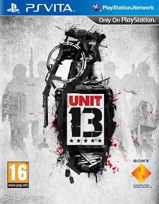 Unit 13 + Update [PSVita][USA][HENkaku][Mega]