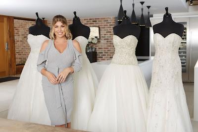 Noivas que participam da atração procuram o vestido dos sonhos entre modelos usados - Divulgação