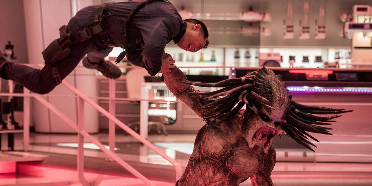 Fleapits And Picture Palaces The Predator 2018