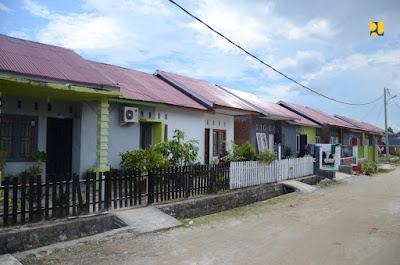 Rumah Pertama Subsidi Pemerintah (sumber: www.pu.go.id)