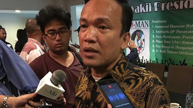 Relawan Jokowi Mania: Ada Pejabat Coba Menjauhkan Presiden dari Rakyat