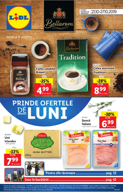 LIDL catalog brosura 21-27.10 new