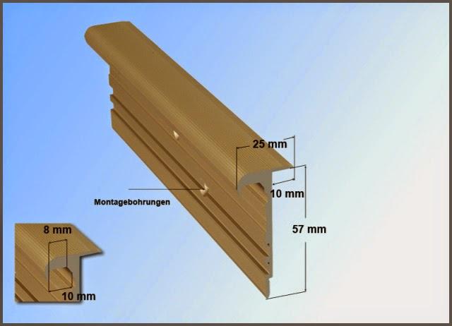 Treppenkantenprofil - HK-Multiversal