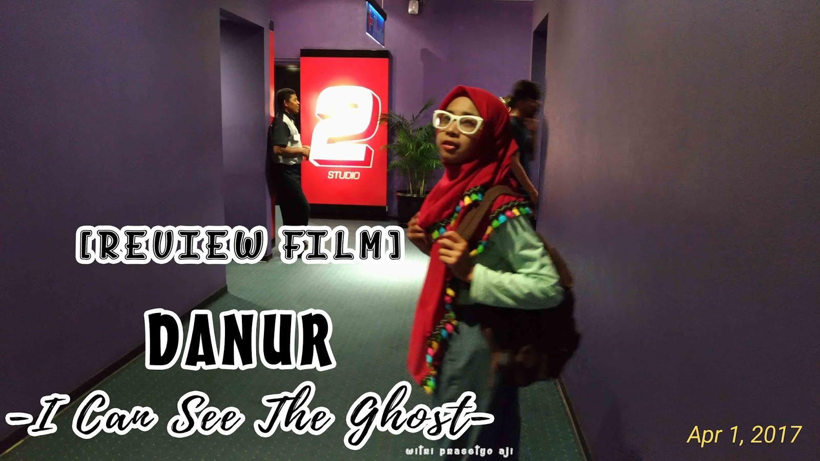 [REVIEW FILM] : DANUR – I CAN SEE THE GHOST