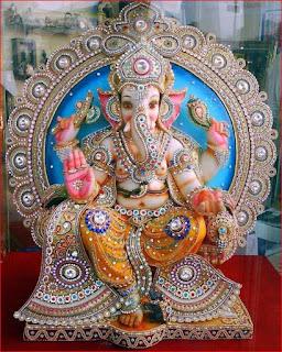 Ganesh ji stuti in hindi-Ganpati Atharvashirsha in Hindi.