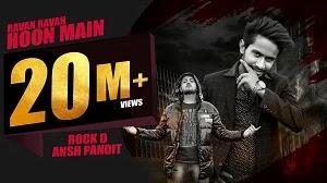 RAVAN RAVAN HOON MAIN LYRICS ROCK D | HINDI SONG