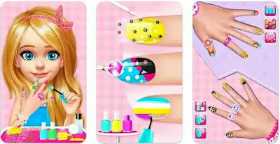 Game Salon Kuku - Nail Salon – Girls Nail Design