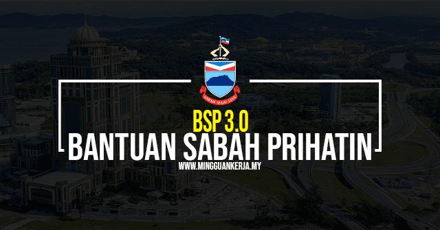 Berita baik kepada rakyat Sabah, Kerajaan Negeri telah memperuntukkan lebih 154.83 juta untuk melaksanakan Bantuan Sabah Prihatin 3.0 untuk membantu mereka yang terjejas akibat pelaksanaan Perintah Kawalan Pergerakan (PKP).