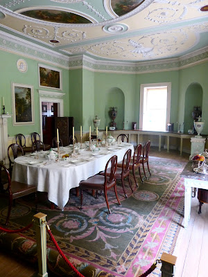 Dining Room, Saltram © A Knowles 2014