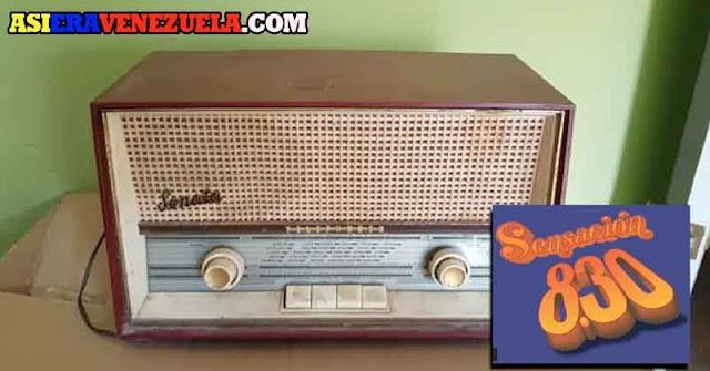 RELIQUIA | Escucha esta grabación de Radio Sensación AM 830 del año 1975
