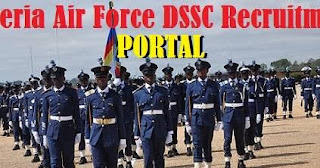 Nigerian Airforce DSSC Recruitment Requirements & Guidelines 2019 | How to Apply