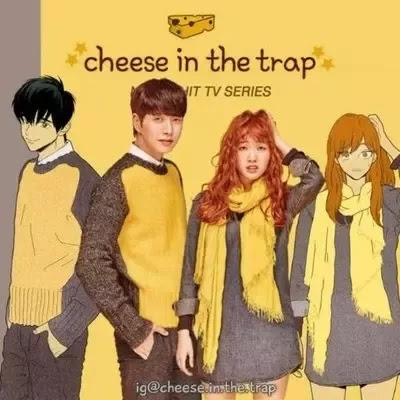 Cheese in the Trap,Yoo Jeong,Hong Seol