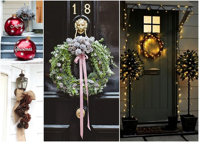 Outdoor Festive Decorations