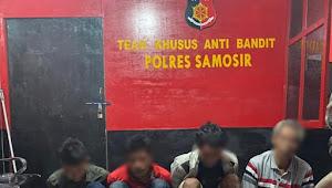 Sadis, Tiga Pembunuh Rianto Simbolon Ternyata Semarga Dengan Korban
