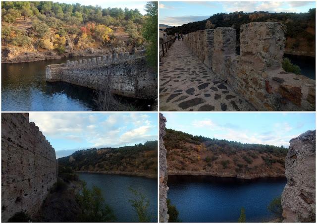 muralla de Buitrago de Lozoya