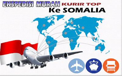 JASA EKSPEDISI MURAH KURIR TOP KE SOMALIA