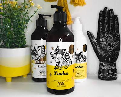 YOPE Linden Natural Liquid Soap