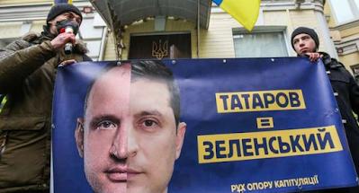 Зеленський відмовився звільняти Татарова