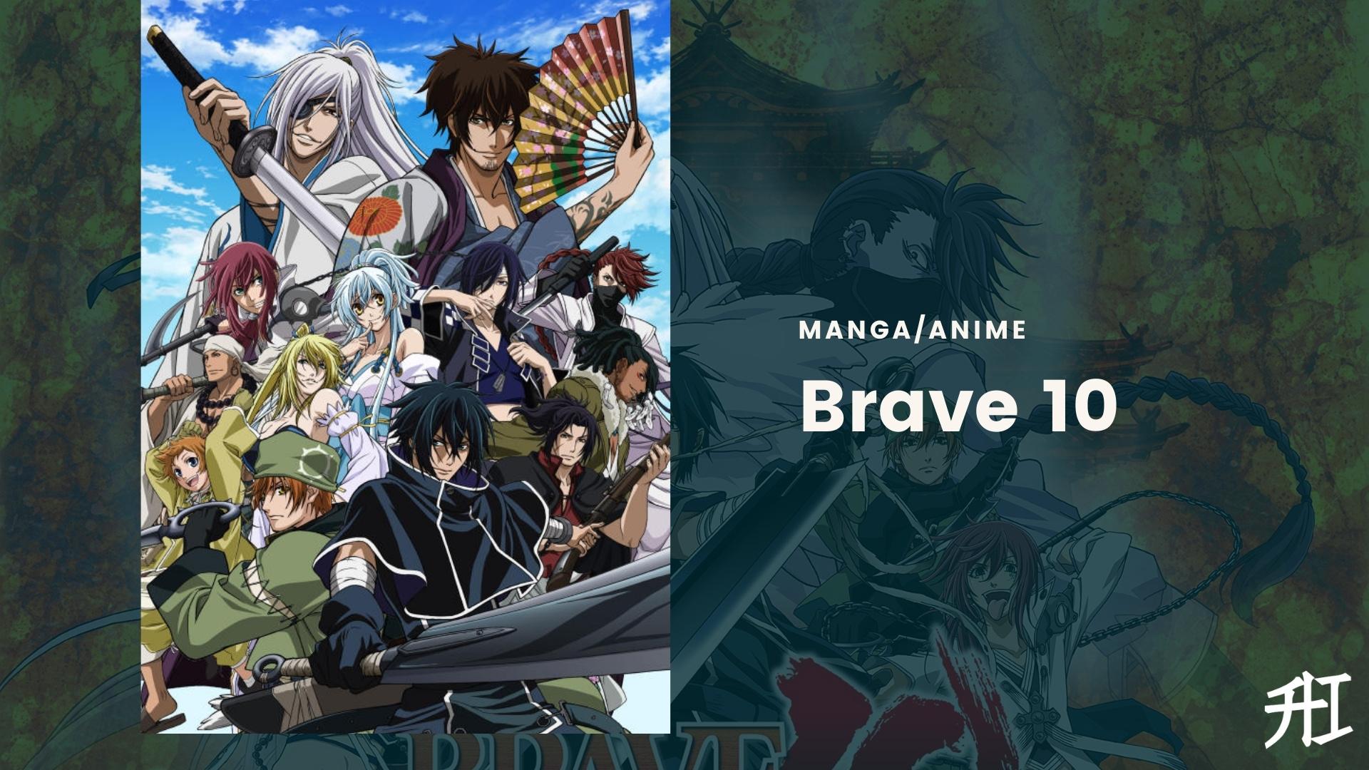 anime like Yasuke