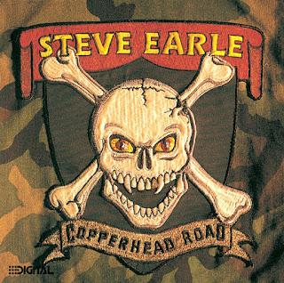 Copperhead Road by Steve Earle (1988)