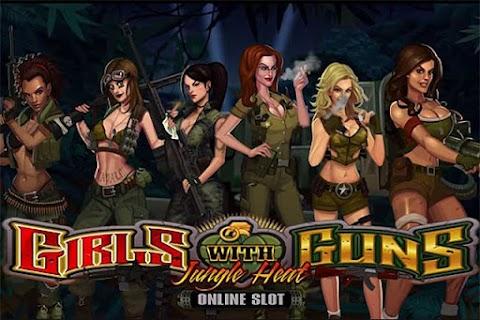 ULASAN SLOT MICROGAMING GIRLS WITH GUN JUNGLE HEAT