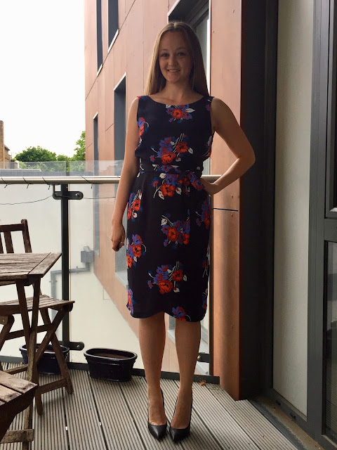Pattern Testing: Orsola Dress from By Hand London