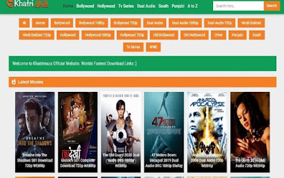 Khatrimazafull:Leak Pirated Movies [☑Download]