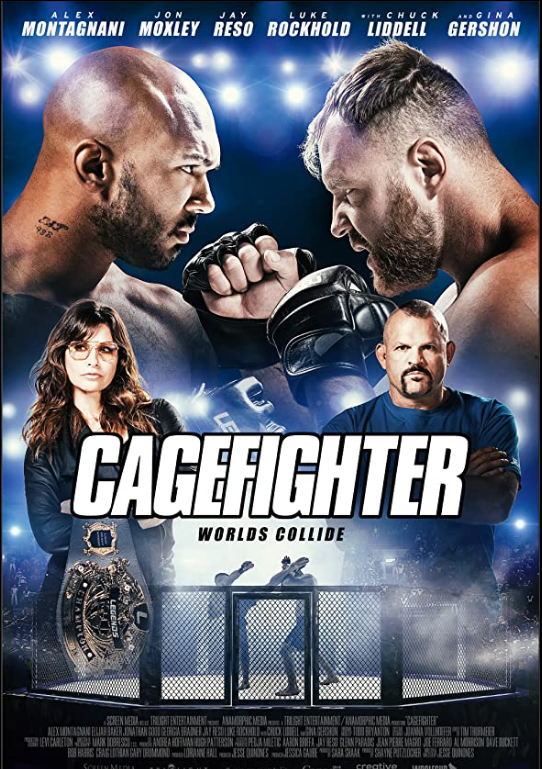 Cagefighter (2020) (Movie)