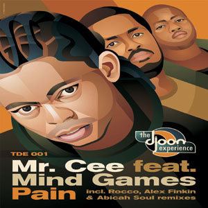 Mr Cee Feat Mind Games - Pain (Original Mix)
