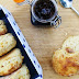 Weekend Baking | Cheese Scones & Red Onion Marmalade