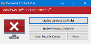 Defender Control 1.6