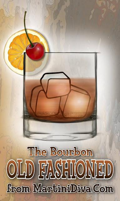BOURBON OLD FASHIONED Cocktail Recipe