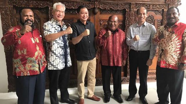 Alhamdulillah, Jokowi Resmi Kasih Masyarakat Papua 10 Persen Saham Freeport