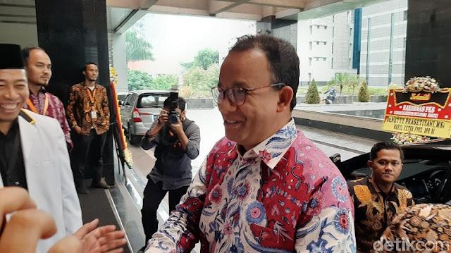 Lewat APPSI, Anies Yakin Bisa Tampung Aspirasi Gubernur Se-Indonesia
