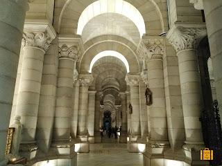 Cripta Catedral de la Almudena Madrid