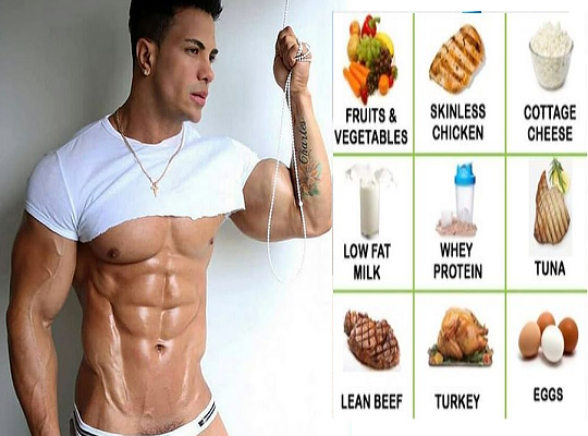 The 9 Foods That Build Muscle and Maximize Your Body-Building Efforts